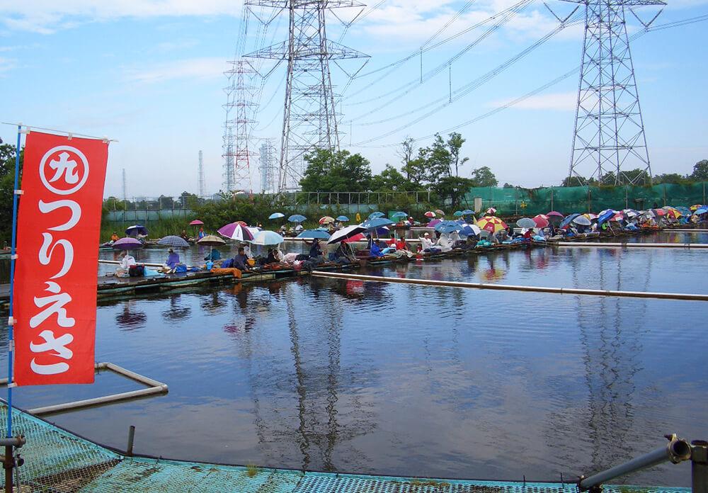 新潟ひょうたん池