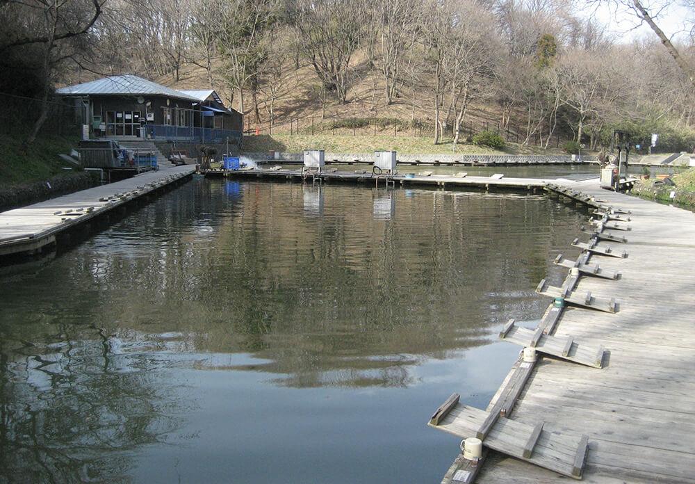 寺家ふるさと村 熊の池