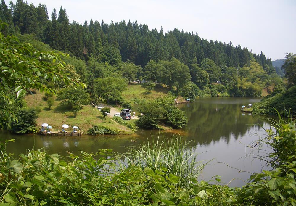 下条川ダム