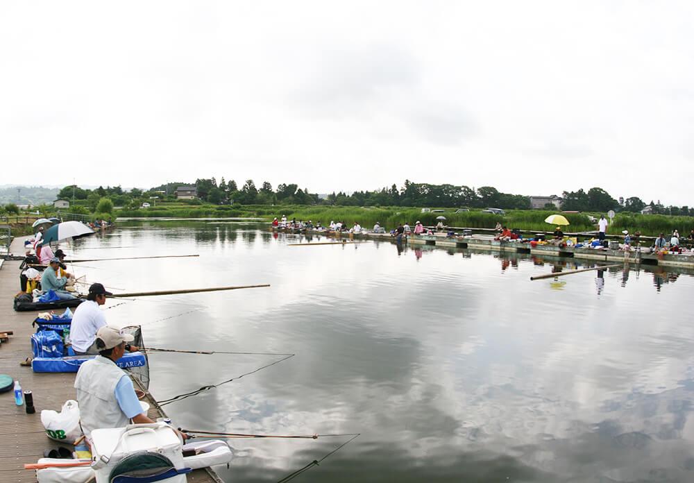 大手口釣り公園
