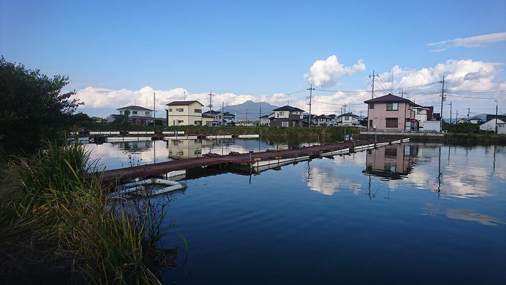 筑波白水湖
