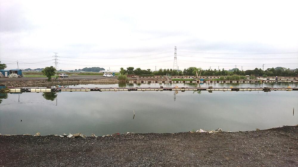 筑波流源湖