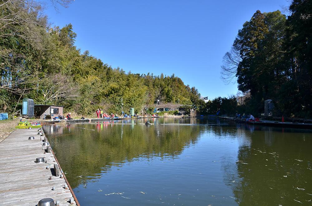 芦田湖水光園
